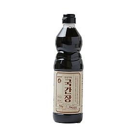 Nước Tương No Brand Chai 900ml