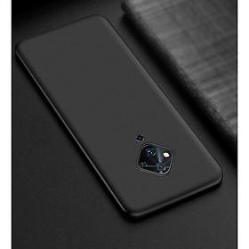 Ốp lưng silicon màu dành cho Vivo S1 Pro siêu mỏng