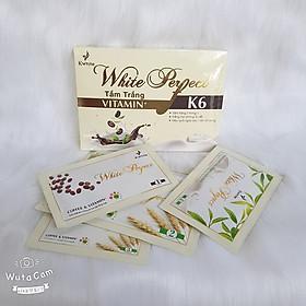 Tắm trắng White Perfect vitamin+ K-White