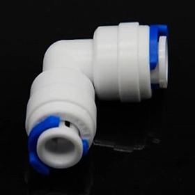 Co L nối nhanh ống nước RO lắp dàn tưới cây, bể thủy sinh, cá cảnh, bán cạn