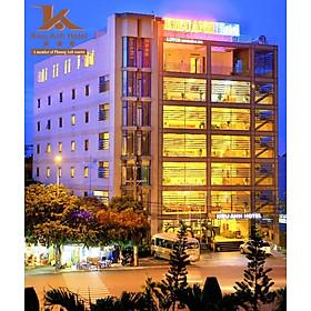 Kiều Anh Hotel 3* Vũng Tàu - Ưu đãi cuối tuần (T6 - T7), giá mùa cao điểm - Khách sạn sát biển, bữa sáng miễn phí