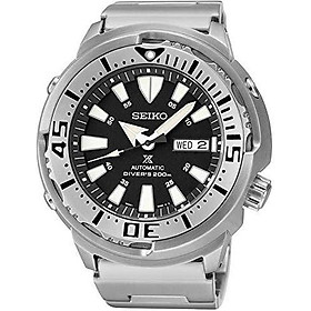 Seiko SRP637 Men's Prospex Analog Automatic 200m Dive Stainless Steel Watch
