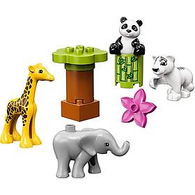 Bộ Thú Cưng Hoang Dã Của Bé Lego (Hàng Clearance - Không Đổi Trả)