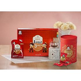 Combo Hồng Sâm Trẻ Em 3 + Kẹo Hồng Sâm Candy 120G