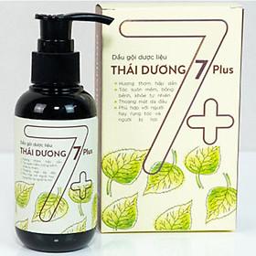 Dầu gội dược liệu Thái Dương 7 Plus