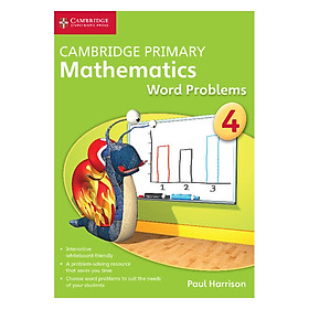 Cambridge Primary Mathematics 4: Word Problems DVD-ROM