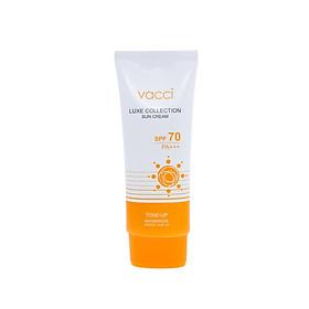 Kem Chống Nắng Vacci - Sun Cream VACCI (SPF 70PA+++  70ml)