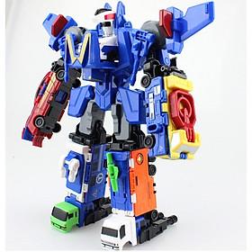 Bộ đồ chơi Robot lắp ghép biến hình cho bé yêu