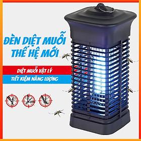 Đèn bắt muỗi lưới điện cao cấp,máy diệt côn trùng,Bắt muổi trong 30 phút - Không mùi, không hóa chất, không bụi