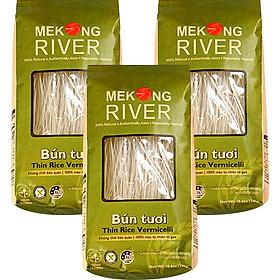 Combo 3 túi Bún Tươi MeKong River 300g