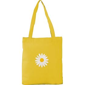 TúI Vải Tote Bag XinhStore Đeo Vai Hình Hoa Cúc 2020
