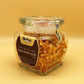 Thực Phẩm Chức Năng Đông trùng hạ thảo sợi khô BIOFUN