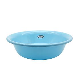 Chậu rửa mặt 4,5L màu xanh nội địa Nhật Bản