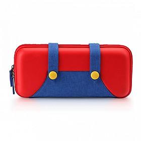 Túi Đựng Máy Nitendo Switch Hình Mario (Đựng 10 Thẻ Game)