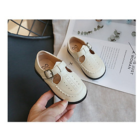 Giày da phong cách dành cho bé trai DA02