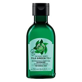 Dầu Gội The Body Shop Fuji Green Tea (250ml)