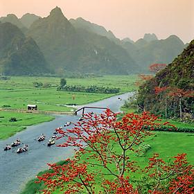 Tour Chùa Hương - Động Hương Tích 01 Ngày, Gồm Bữa Trưa, Khởi Hành Hàng Ngày & Dịp Lễ Tết Từ Hà Nội