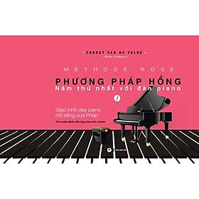 Sách - Giáo Trình Dạy Piano Nổi Tiếng Của Pháp Tập 1