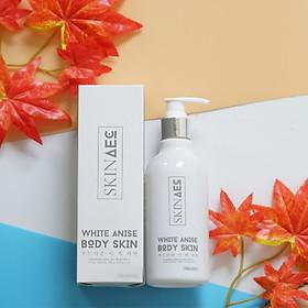 Kem Ủ Kích Trắng Skin AEC White Anise Body (250ml) - Kích Trắng Da Chỉ 1 Bước