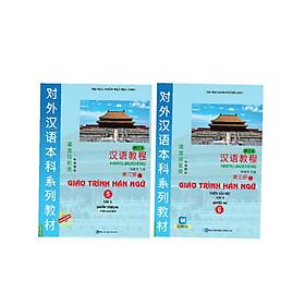 Combo 2 cuốn giáo trình Hán ngữ 5 tập 3 quyển thượng+ giáo trình Hán ngữ 6 tập 3 quyển hạ ( tặng sổ tay MC books)