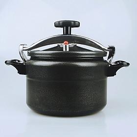 Nồi áp suất đun ga đáy từ 7L size 24cm AG199 dùng được trên cả bếp từ và các bếp khác, màu ngẫu nhiên-hàng chính hãng