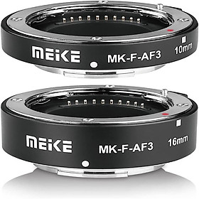 MK-F-AF3 Auto Fucus Macro Extension Tube for Compatible with All Fujifilm Mirrorless Camera