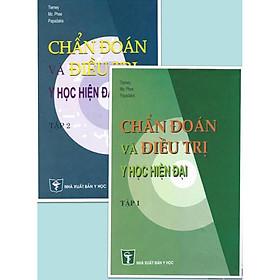 [Download sách] Chẩn đoán và Điều trị Y học hiện đại (Tập 1 + 2)