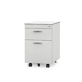 Tủ hồ sơ khoá thường có bánh xe KOAS - FRECO 200 - WHITE