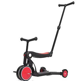 Xe Scooter Đa Năng 5 In 1 Dành Cho Bé Từ 1,5 - 6 Tuổi - Hàng Chính Hãng