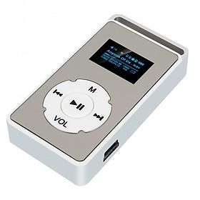 Máy Nghe Nhạc MP3 Mini Màn Hình LCD
