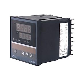 REX-C900FK02-8*AN Intelligent Temperature Controller Digital Display 0-400℃ K Type 4-20MA Output