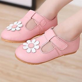 Giày búp bê cho bé gái 1 - 3 tuổi điểm hoa xinh xắn GE25