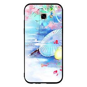 Hình đại diện sản phẩm Ốp lưng viền TPU cho điện thoại Samsung Galaxy A5 2017 - Diên Hi Công Lược Mẫu 7