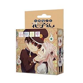 Washitape băng dính trang trí Jibaku Shounen Hanako-kun - Thiếu niên Nhà xí anime
