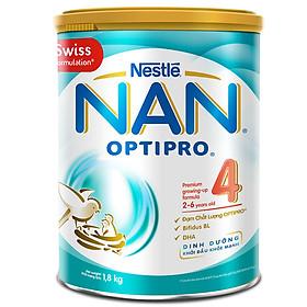 Sữa Bột Nestlé NAN Optipro 4 (1.8kg)