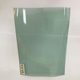 Phim cách nhiệt trong suốt UV400 Totalgard FUV 66IZ dùng cho kính lái ô tô, cửa kính
