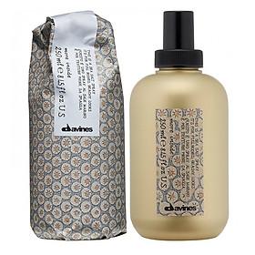 Xịt muối biển làm tăng phồng tóc hiệu ứng mờ Davines Sea Salt Spray 250ml