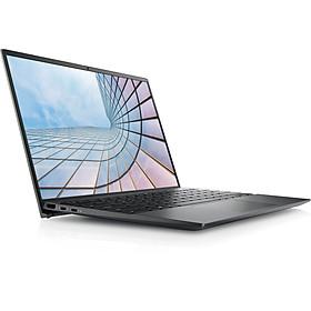 Laptop Dell VOS13 5310 YV5WY1 (i5-11300H/8GD4/512SSD/13.3FHD+/FP/4C54WHr/XÁM/W10SL+OFFICE ST/LED_KB/ProSup) - Hàng Chính Hãng