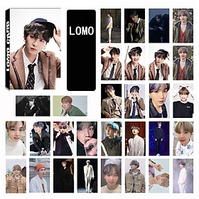 Hộp Lomo card SUGA BTS Map of the soul 7