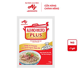 Hỗn hợp tăng vị bột ngọt Aji-Plus 1kg