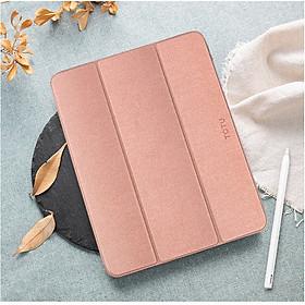 """Bao da gập chống sốc, có khay để bút dành cho Apple iPad 10.2""""( iPad Gen 7) - Chính hãng Totu"""