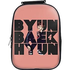Balo Unisex In Hình Exo Baek Hyun - BLKP173