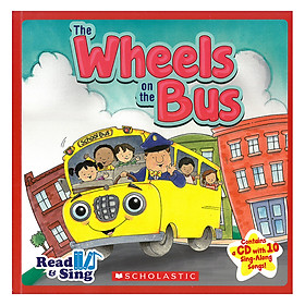 Wheels On The Bus (With CD)