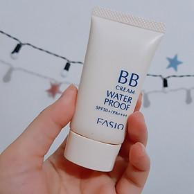 Kem đa năng dưỡng ẩm Kosé Fasio BB Cream water proof SPF50+/PA++++ nội địa Nhật Bản dành cho da dầu, nhờn - ngàn bước trong một bước