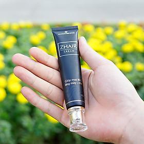 [COMBO 2 TUÝP] ZHAIR CREAM -  Kem bôi giúp mọc tóc, râu, lông mày nhanh chóng và an toàn (30g)