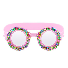 Kids Swimming Glasses Silicone Waterproof Anti-fog Eyes Protection Goggles