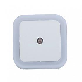 Đèn ngủ cảm biến thông minh tự động bật tắt hình vuông