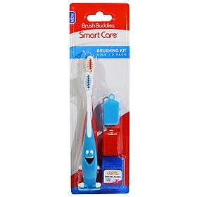 Vỉ 2 Bàn chải đánh răng Brush Buddies Smart Care