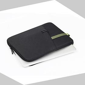 Túi chống sốc laptop, macbook SIVA logic 2 ngăn SLT