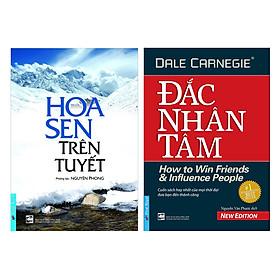 Combo Hoa Sen Trên Tuyết + Đắc Nhân Tâm